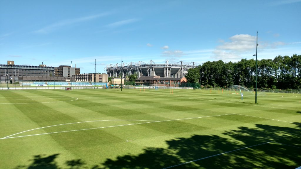 brondby training pitch