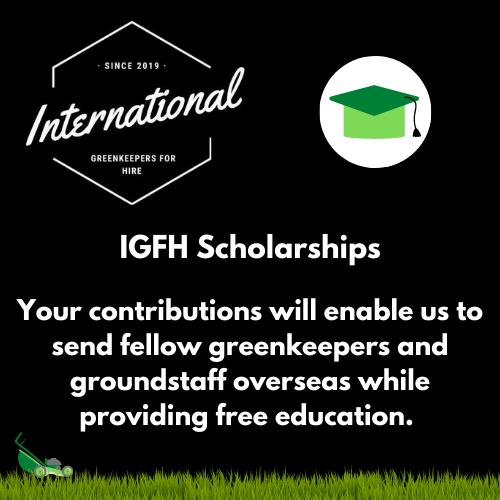 IGFH Scholarships