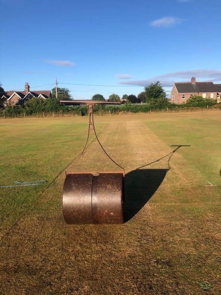 cricket roller